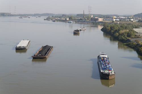 Barges, 05.10.2014.