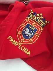The red Panuelo (bandana)!