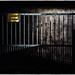 Dark Fence (Armin Fuchs) Tags: arminfuchs fence ausfahrtfreihalten dark hff würzburg