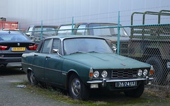 1972 Rover 3500 76-74-UJ (Stollie1) Tags: 1972 rover 3500 7674uj rhenen