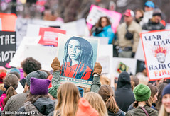"""HillelSteinbergPhoto-6.jpg (hillels) Tags: woman march protest feminist feminism washington dc trump president gay lesbian rally rallies freedom grassroots """"linda sarsour"""" """"gloria steinem"""" """"michael jones"""" democracy american healthcare education pay"""" movement resistance van halen womens social justice equal rights pussy hat michael moore"""