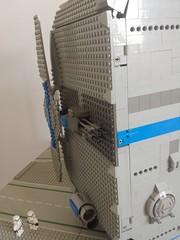 Advanced TIE Carrier 3 (Evilkirk) Tags: lego starwars moc advancedtiecarrier