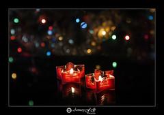 La luz que ilumina la Navidad (Art.Mary) Tags: luz lumière light navidad merrychristmas joyeuxnoël bokeh colores colours couleurs bodegón stilllife naturemorte canon