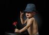 Love me tender (Nicobert.Photos) Tags: rose france portrait wacomintuosprosmall qt600 homestudio headshot baby godoxx1 flickrunited flower children studioshot strobist hat sekonic speedlight child studio zeissbatis1885 topaz portraitstrobist sonyalphaa7rii zeiss godoxqt600ii wacom octabox godox ilce7rm2