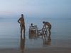 Partying at Lake Ochrid (Sakis Dazanis) Tags: pogradec albania ohrid lake sakis dazanis streetphotography filmlike serenity beer