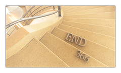 We're Done (Mandy Willard) Tags: 366 3112 delawarr stairs end steps