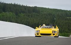 Ferrari F40 Barchetta (Sebastien Cosse) Tags: ferrari f40 barchetta beurlys spa spafrancorchamps