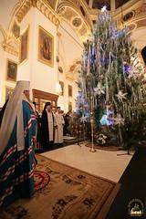 014. Nativity of the Lord at Lavra / Рождество Христово в Лавре 07.01.2017
