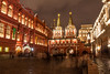 Moscow Nights (Ingo Tews) Tags: moskau moscow redsquare roterplatz people menschen russia russland building gebäude large huge amazing remarkable bogen architektur outdoor night nacht city stadt gate tor resurrectiongate christian воскресенскиеворота iberiangate kitaigorod history old alt moscowcityhall rathaus cityhall museum