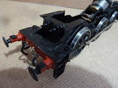 P1040696 (Milesperhour1974) Tags: sr q1 steam locomotive bulleid ogauge 7mm rtr kit