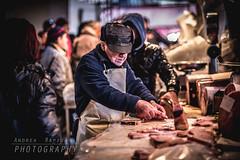 Alla pescheria (Andrea Rapisarda) Tags: pescheria catania sicilia sicily italia italy nikon nikonlens85mmf18d people gente italians ©allrightsreserved streetphotography