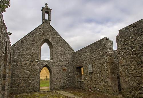 St Mary's Kirk at Auchindoir