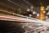 Big Ben Rain (Giorgio Barbieri) Tags: london bigben canon sigma1770 night light street clock