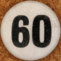 Chad Valley Lotto number 60 (Leo Reynolds) Tags: xleol30x squaredcircle number numberbingo xsquarex bingo lotto loto houseyhousey housey housie housiehousie numberset sqset129 60s canon eos 40d xxtensxx xx2017xx sqset