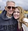 Grandpa Bill and Rachel (Jon_Marshall) Tags: grandpabill rachel marines marine bootcamp graduation marinecorpsrecruitdepot sandiego mcrd
