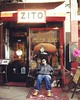 My old spot - Zito Studio Gallery on Ludlow Street, Lower East Side in the early 2000s. Frankie was a neighborhood kid who would fix his hair in the reflection of my window every 40 seconds all day long. #zitogallery #les #nyc #gallery #fineart #homegrown (zitozone) Tags: portrait painters artists artist painter art portraits painting faces fine modern portraiture contemporary
