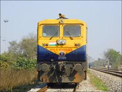 KYN HULK ! KYN WDG-4D #70326 : Indian Railways !!