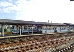 三次駅 (nanbarabanbanban) Tags: japan hiroshima miyoshi sankoline 広島 三次 三江線