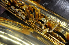 N2122817 (pierino sacchi) Tags: kammerspiel brunocerutti feliceclemente igorpoletti improvvisata jazz letture libreriacardano musica sassofono sax stranoduo