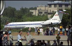 RA-65562 - Moscow Zhukovsky (ZHU) 17.08.2001 (Jakob_DK) Tags: 2001 maks2001 zia uubw moscow moscowzhukovsky gromovflightresearchinstitute gromov tupolev tupolev134 tupolev134a tupolev134ak tu134 tu134ll crusty