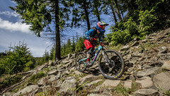 PHUN3575 (phunkt.com) Tags: world mountain love bike race scotland keith valentine glen trail mtb series tress tweed enduro innerleithen 2015 ews phunkt phunktcom
