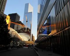 Rebuilding the World Trade Center (Dan_DC) Tags: nyc newyorkcity downtown manhattan worldtradecenter wtc lowermanhattan