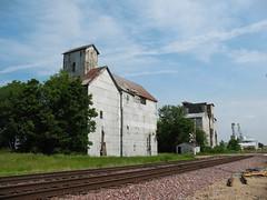 Manlius, Illinois Grain Elevators (ilgunmkr - Mourning The Loss Of My Wife Of 52 Year) Tags: abandoned rural ruins elevators ruraldecay enjoyillinois bureaucountyillinois manliusillinois
