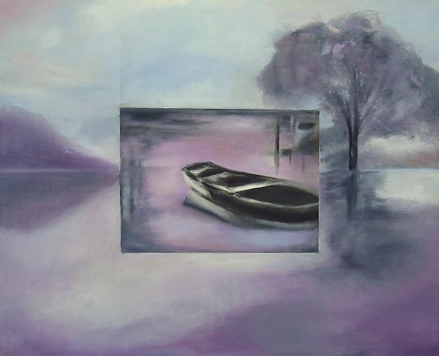 BOOT Hilde's schilderij