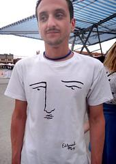 B de Bici. junio 2015 - cultura (Fotos de Camisetas de SANTI OCHOA) Tags: arte publicacion