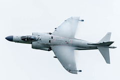 F/A 2 Sea Harrier (Sharky.pics) Tags: june airplane us illinois unitedstates airshow rockford hover harrier jumpjet vtol royalnavy 2015 fa2seaharrier artnalls