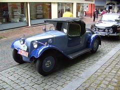 1935 Tatra 57 (Davydutchy) Tags: classic car germany deutschland rally meeting oldtimer register annual allemagne friesland tatra trd varel klassiker vetern jahrestreffen