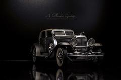 1933 Duesenberg Twenty Grand (aJ Leong) Tags: franklin mint grand 124 twenty 1933 duesenberg