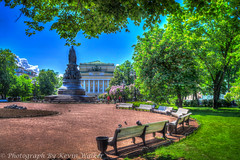 Monument to Catherine the Great (Kev Walker ¦ 8 Million Views..Thank You) Tags: stpetersburg russia hdr 2015 kevinwalker