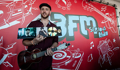 Matt Simons ontvangt Gouden Plaat op CAS 2015 (3FM) Tags: music festival muziek 2015 mattsimons brouwersdam 3fm catchrelease goudenplaat concertatsea cas15 fotobartvanderputten concertatsea2015
