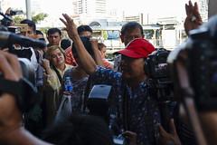 20150703-Post It-16 (Sora_Wong69) Tags: people thailand bangkok activist politic militaryjunta anticoup article44 nonviolentmovement