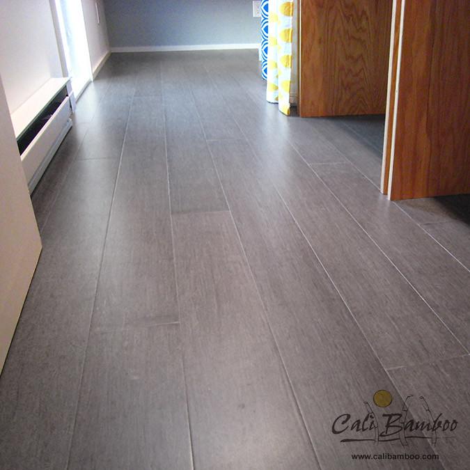 Bamboo hardwood flooring bamboo vertical room hardwood for Cali bamboo cork flooring