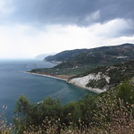 "View of the Southern Gargano Peninsula <a style=""margin-left:10px; font-size:0.8em;"" href=""http://www.flickr.com/photos/14315427@N00/19350165095/"" target=""_blank"">@flickr</a>"