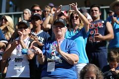 MikeHuffstatler_UCLA_Softball_0726_1630_247 (digital.volunteers) Tags: volunteers families joy celebration celebrations softball teamwork familymembers reachup fansinthestands la2015 reachupla athletevolunteers