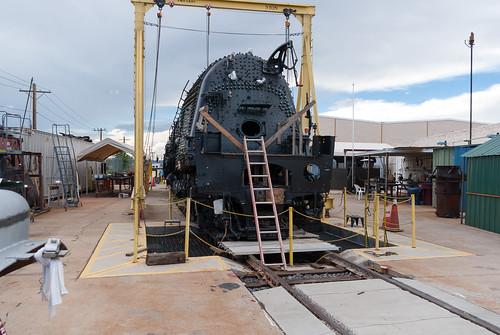 Engine House for Santa Fe 2926 by Richard Bugge - GoFundMe