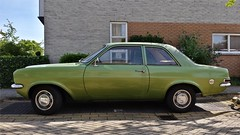 Vauxhall Viva 1.3 Standard (sjoerd.wijsman) Tags: auto holland green cars netherlands car sedan groen nederland thenetherlands vert voiture holanda autos grn saloon viva paysbas berline olanda vauxhall fahrzeug niederlande zuidholland onk carspotting berlina vauxhallviva delfgauw carspot stufenheck cwodlp sidecode3 80hr48 26072015