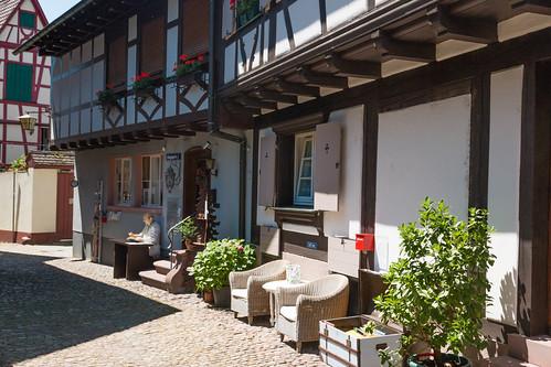 Ruelle dans Gengenbach