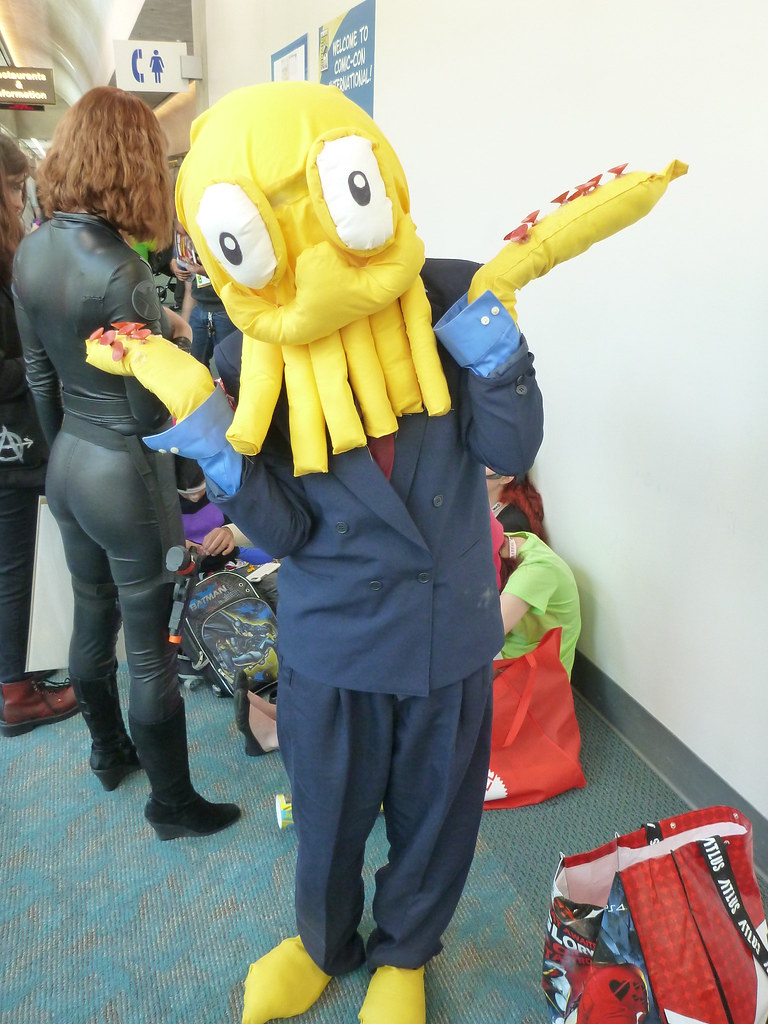 The Worlds Best Photos Of Cosplay And Octodad Flickr Hive Mind