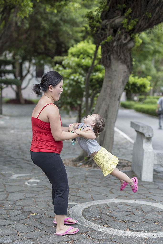 親子寫真,婚攝樂思,台北228公園,全家福照