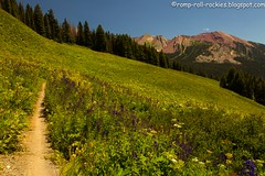 Glorious Mountain Trail (KB RRR) Tags: colorado rockymountains