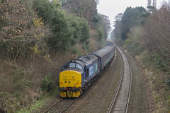 37405 and 37419 near Oulton Broad North (Dai Lygad) Tags: 37405 37419 class37 oultonbroad suffolkgreateranglia dailygad jeremysegrott segrott flickr camera photo photograph photography picture image amateurphotography photos photographs images pictures transport