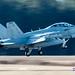 Panning @BoeingDefense EA-18G VAQ-133 Wizards Seeking #OLF Sky