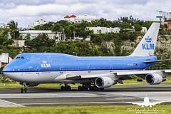 Royal Dutch Airlines B747-400_AS5J2420 (RJJPhotography) Tags: sxm princessjulianainternationalairport tncm saintmaarten caribbean