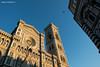 Flying by (Daniel Moreira) Tags: firenze florence florença toscana tuscany italia italy itália giottos bell tower attedrale di santa maria del fiore battistero san giovanni pigeon pomba