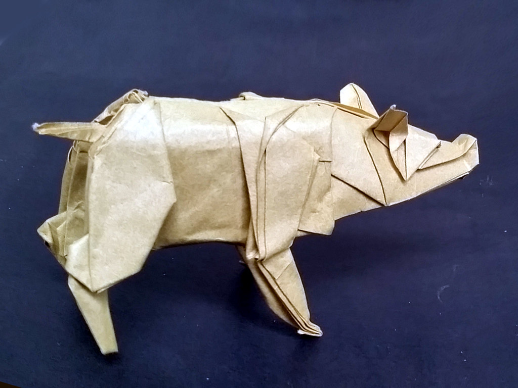 The World's Best Photos of origami and pig - Flickr Hive Mind - photo#14