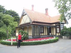 Mona Vale Gatehouse (benhosg) Tags: newzealand southisland monavale gatehouse